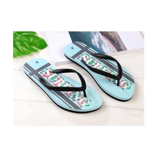 USUPSO  รองเท้าแตะผู้หญิง  No.38  สีฟ้า