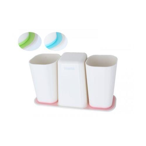 USUPSO กล่องใส่แปรงสีฟัน Scorpio - สีขาว
