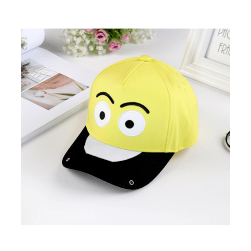 USUPSO  หมวกเด็ก Baseball - สีเหลือง