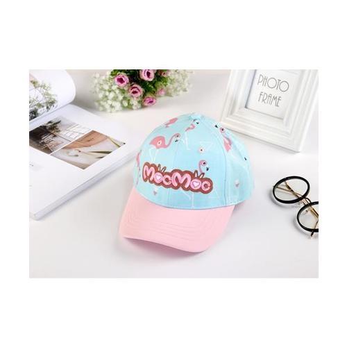USUPSO หมวกสำหรับเด็ก : Baseball - สีฟ้า