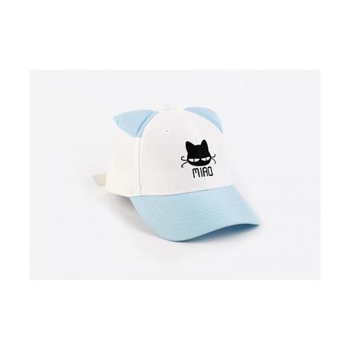 USUPSO หมวกเด็ก Cat Ear  - สีฟ้า