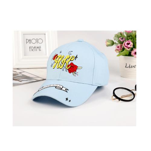 USUPSO หมวกแค้ป Baseball  สีฟ้า