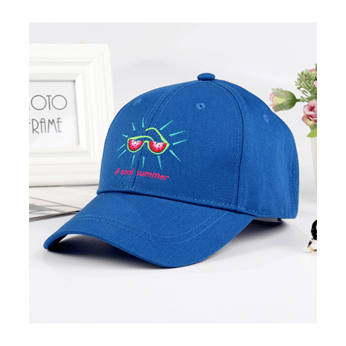 USUPSO หมวกแค้ป Baseball สีน้ำเงิน