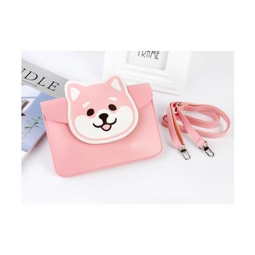 USUPSO กระเป๋าใส่โทรศัพท์ - สีชมพู