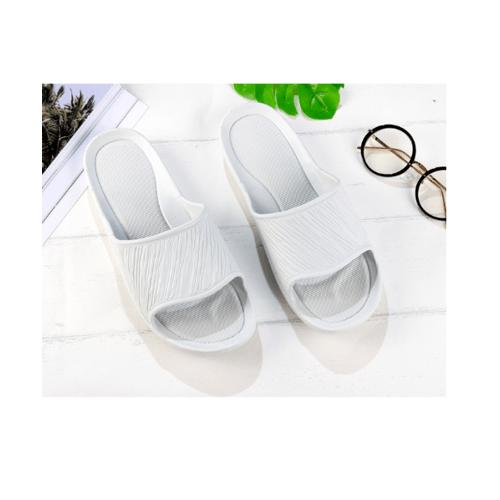 USUPSO รองเท้าแตะอาบน้ำ  SIZE 43-44 - สีเทา