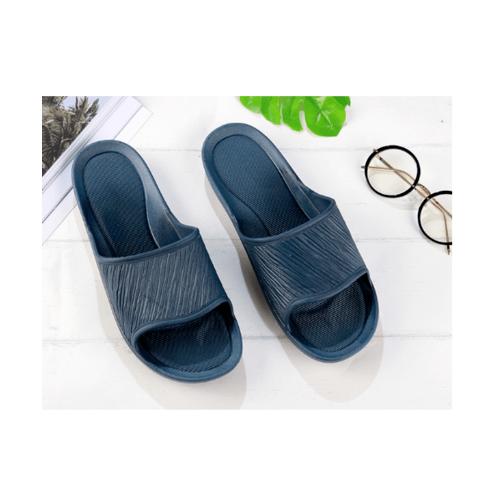 USUPSO รองเท้าแตะอาบน้ำ 41-42  สีกรม  - สีน้ำเงิน