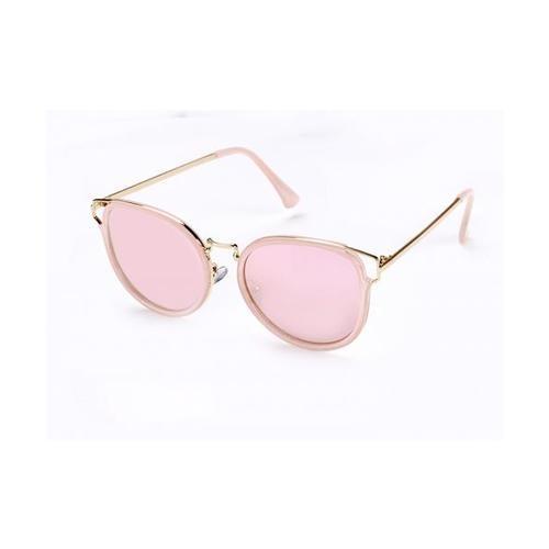 USUPSO แว่นตากันผู้หญิง Trend Cat Ear - สีชมพู