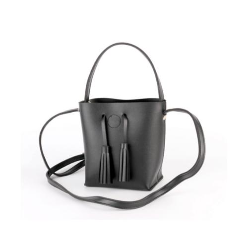 USUPSO กระเป๋าสะพาย  - สีดำ