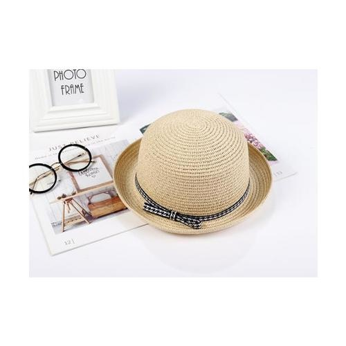 USUPSO หมวก Summer Ribbon สีแอปปริคอ็อต - สีเบจ