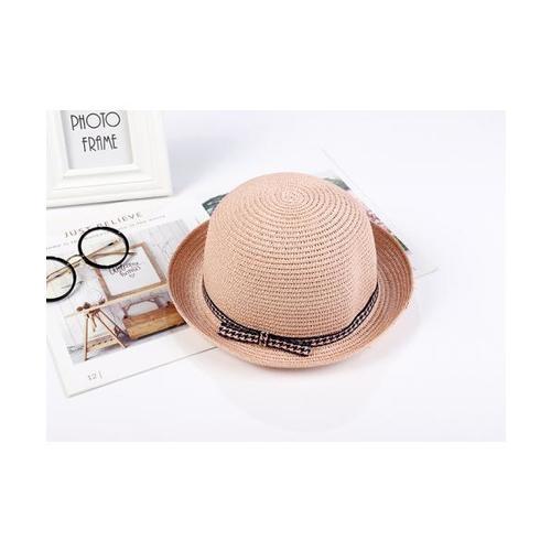 USUPSO หมวก Summer Ribbon สีชมพู - สีชมพู