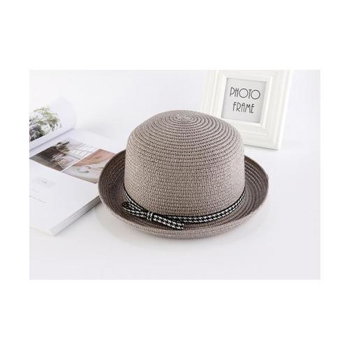 USUPSO หมวก  Summer Ribbon สีเทา