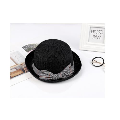 USUPSO  หมวกผู้ใหญ่ - สีดำ