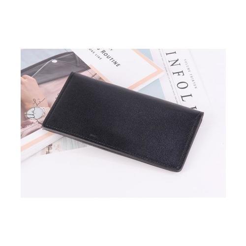 USUPSO กระเป๋าเงินผู้ชาย สีดำ