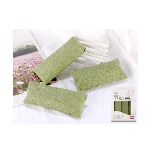USUPSO ชุดถ่านชาโคลระงับกลิ่น - สีเขียว