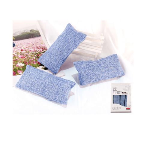 USUPSO  ชุดถ่านชาโคลระงับกลิ่น - สีน้ำเงิน