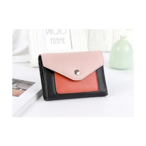 USUPSO USUPSO กระเป๋าเงินผู้หญิง  - สีดำ