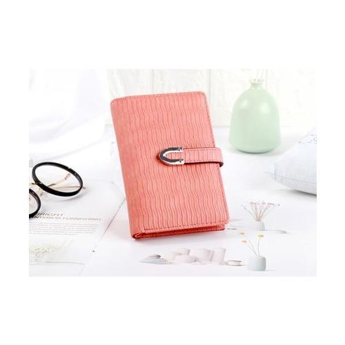 USUPSO USUPSO กระเป๋าเงินผู้หญิง สีส้ม - สีชมพู