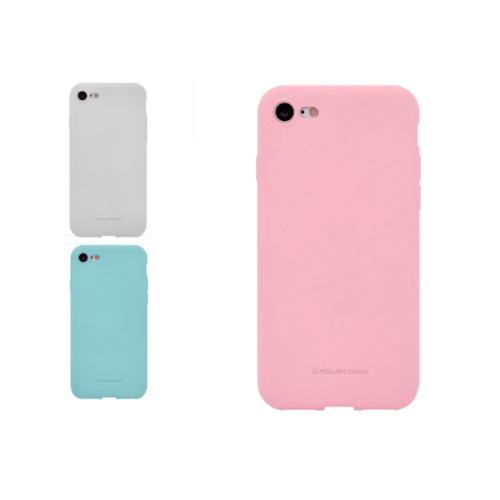 USUPSO เคสมือถือไอโฟน 7/8 I Phone 7 - I Phone 8 สีชมพู