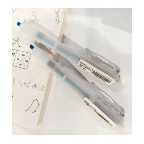 USUPSO ปากกาไฮไลท์สะท้อนแสง  - สีน้ำเงิน