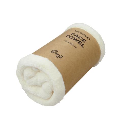 COZY ผ้าเช็ดตัว MFT-4070W สีขาว