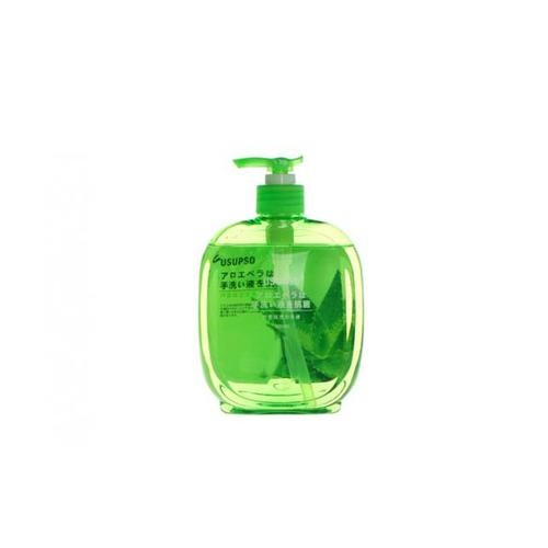USUPSO สบู่ล้างมือจากว่านหางจระเข้ - สีเขียว