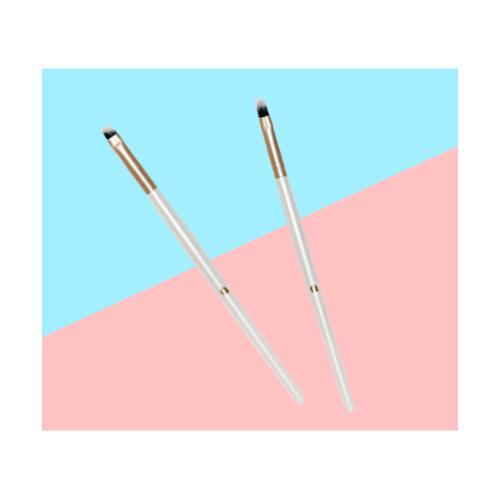 USUPSO  แปรงปัดอเนกประสงค์ (คิ้ว+ปาก)  - สีขาว
