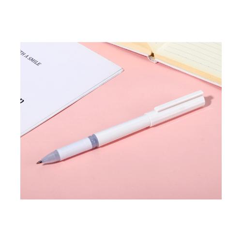 USUPSO ปากกา Cap 0.5mm.  - สีขาว