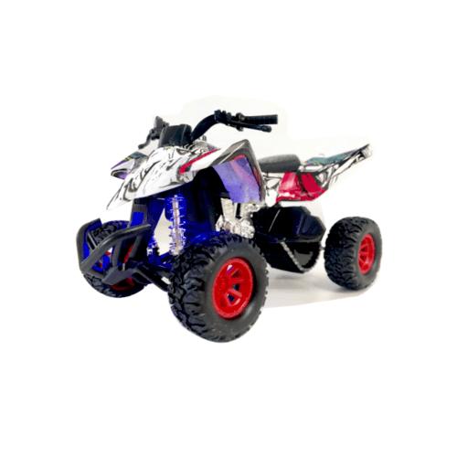 Sanook&Toys  รถเอทีวี Beach   297497 สีขาว