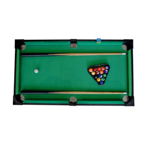 Sanook&Toys โต๊ะสนุ๊กเกอร์ ของเล่น  XJ8805 สีเขียว