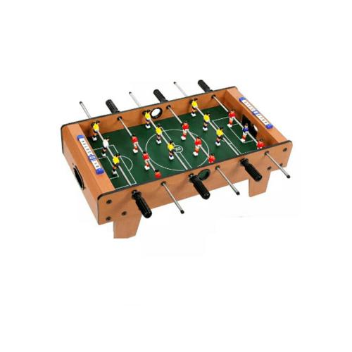 Sanook&Toys Toys โต๊ะฟุตบอลแบบมือหมุน 628 สีน้ำตาล