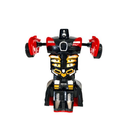 Sanook&Toys  ชุด Deformation of the car 296694 สีแดง
