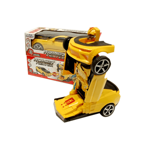 Sanook&Toys Toys รถยนต์ B/O  284022 สีเหลือง