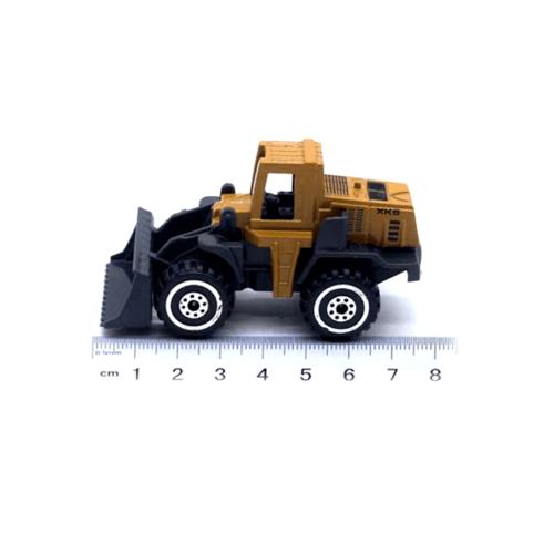Sanook&Toys  รถอัลลอย 289844 สีเหลือง