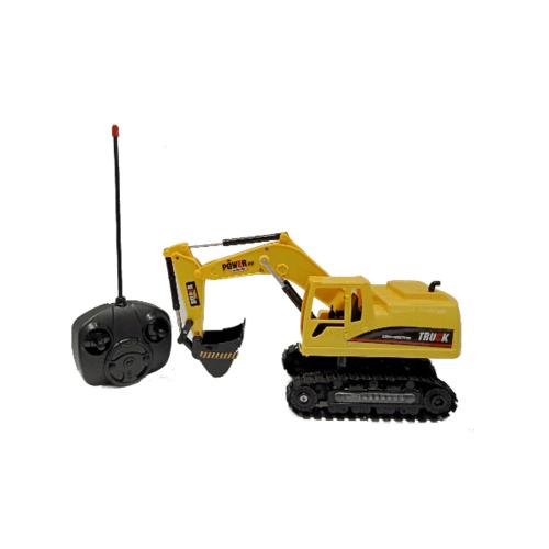 Sanook&Toys Toys รถบังคับ R/C truck  272713 สีเหลือง
