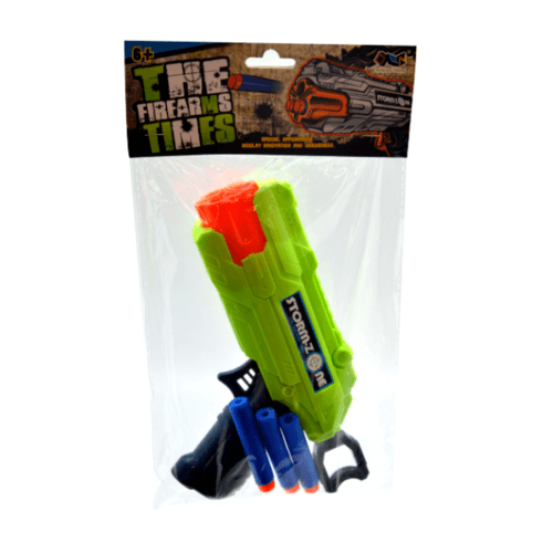 Sanook&Toys Toys ปืนเนิร์ฟ  291657 สีเขียว