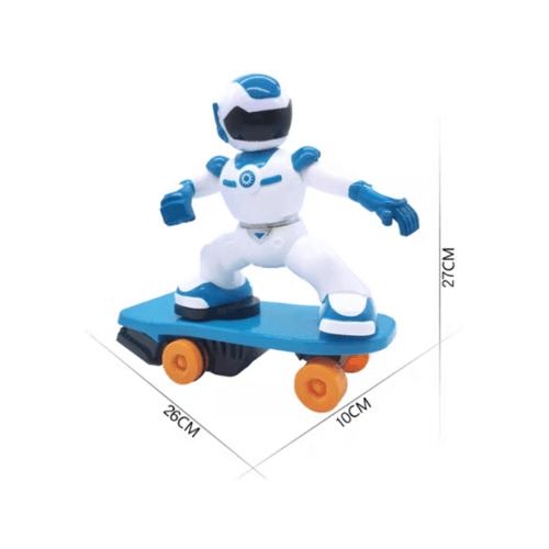 Sanook&Toys  หุ่นยนต์  289796 สีฟ้า