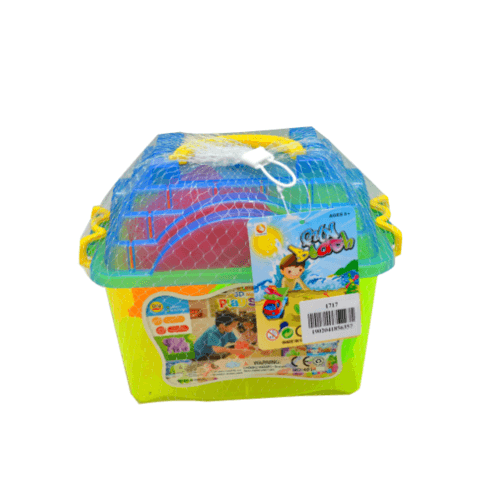 Sanook&Toys  ชุดของเล่นชายหาด  272426 สีเขียว