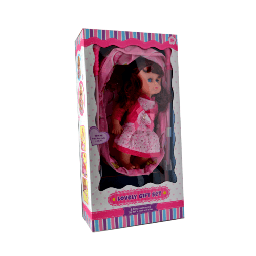 Sanook&Toys Toys ตุ๊กตา  298889 สีชมพู