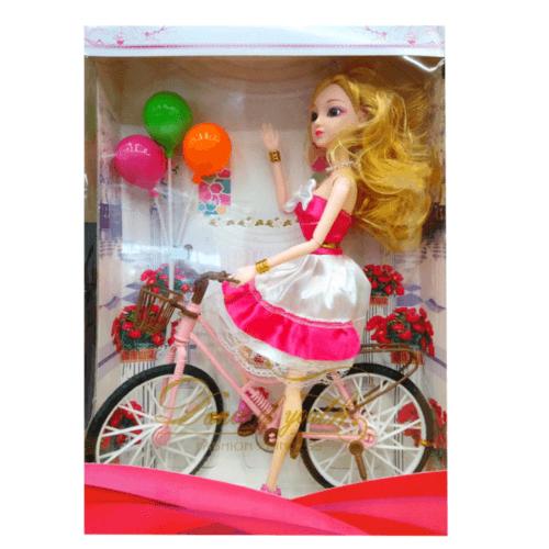 Sanook&Toys  ตุ๊กตา  294114 สีชมพู