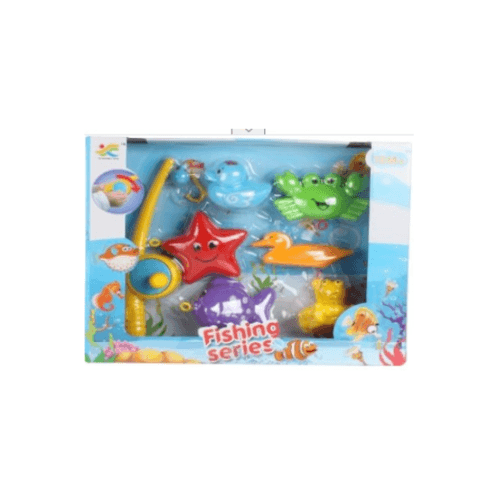Sanook&Toys ของเล่นชุดตกปลา  3391 สีน้ำเงิน