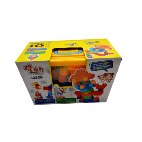 Sanook&Toys Toys ชุดบล็อกตัวต่อเกล็ดหิมะ  1001M