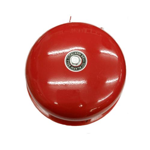 PP สวิตซ์กระดิ่ง  6 นิ้ว สีแดง