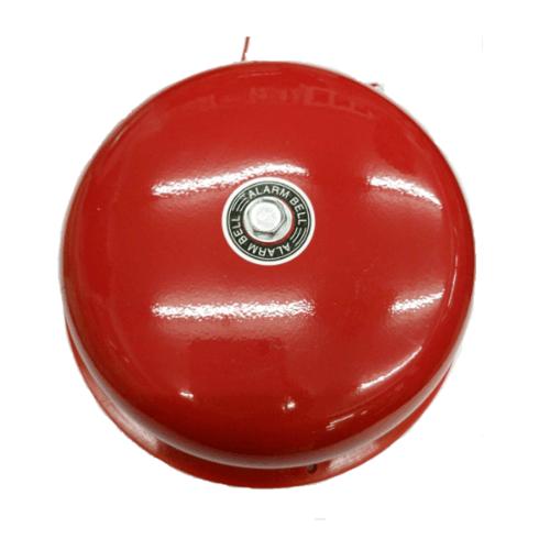 PP สวิตซ์กระดิ่ง  8 นิ้ว สีแดง