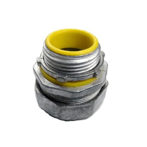AA คอนเนตเตอร์ท่ออ่อนกันน้ำตรง  1 นิ้ว  (แพ็ค/2)
