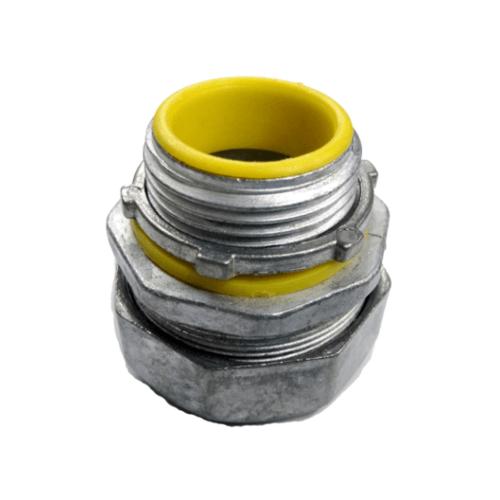 AA คอนเนตเตอร์ท่ออ่อนกันน้ำตรง  1.1/2 นิ้ว (แพ็ค/2)