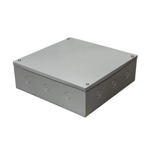 WIN กล่องดึงสาย 150x200x100(mm.) - สีเทา