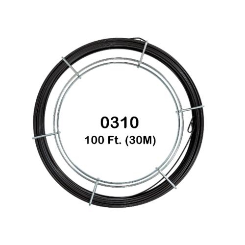WIN ฟิตเทป 100 ฟุต เปลือยมีวงล้อ 0310 (100 ฟุต)