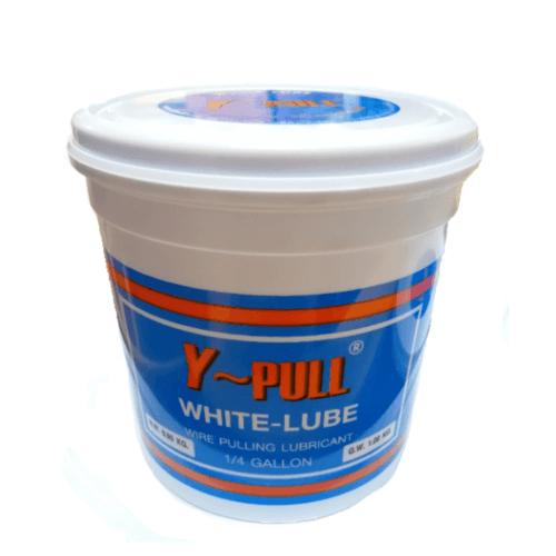 Y-Pull น้ำยาร้อยสายไฟ ขนาด 1 KG. สีขาว
