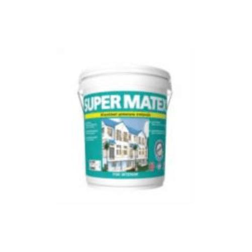 TOA Supermatex ซุปเปอร์ เมเทค สีน้ำด้าน ภายใน 5 กล  #SM927 สีน้ำตาลอ่อน