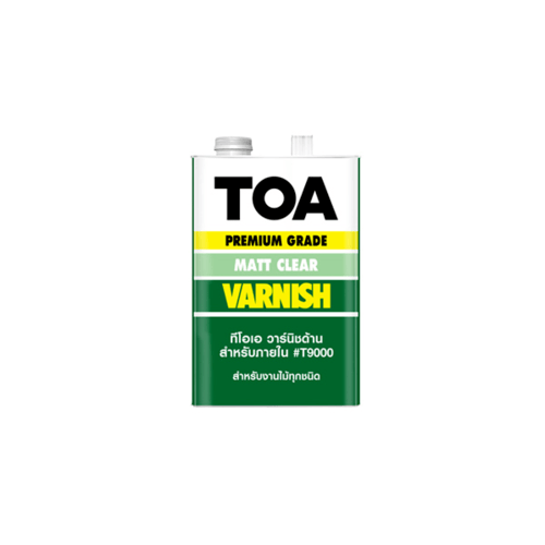 TOA น้ำมันวาร์นิชด้าน 1 กล. T9000